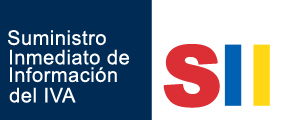 Entrada en vigor del Suministro Inmediato de Información (SII) España