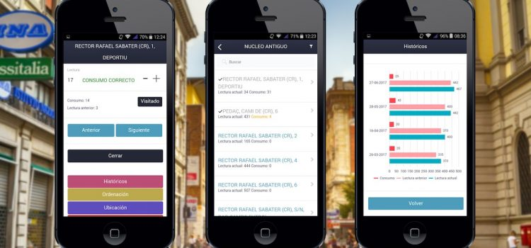 Estamos trabajando en una nueva Web App para iOS y Android…
